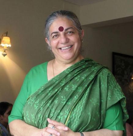 Dr. Vandana Shiva — Keynote Speaker